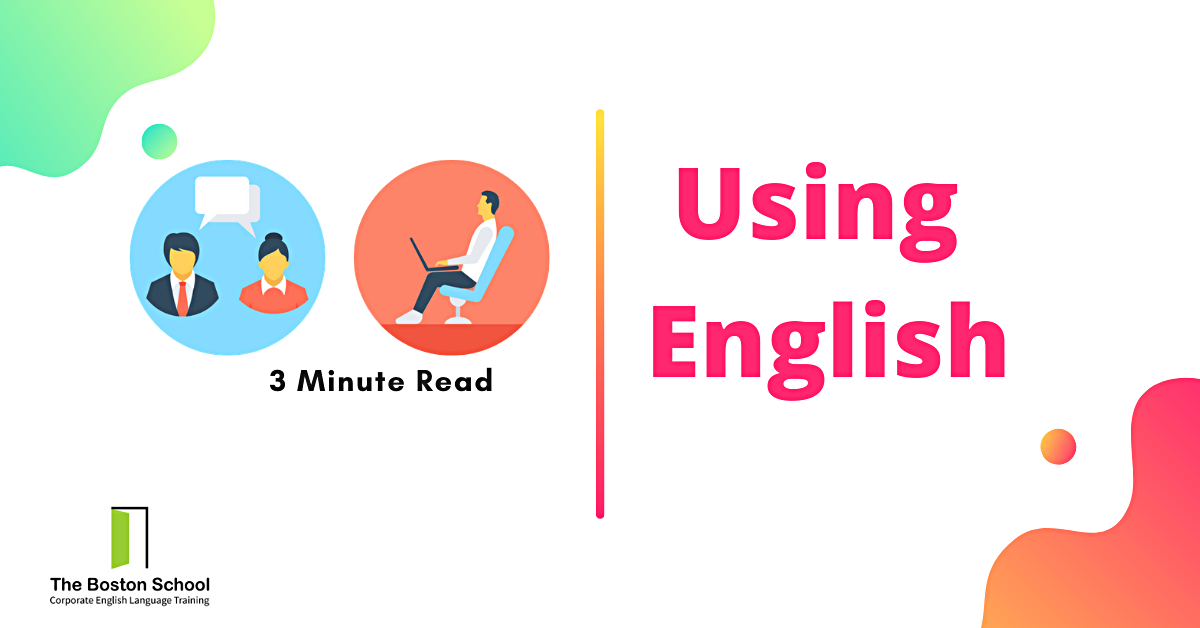 free 3 minute English lesson
