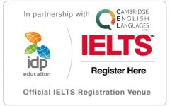 Registration IELTS Venue Zurich