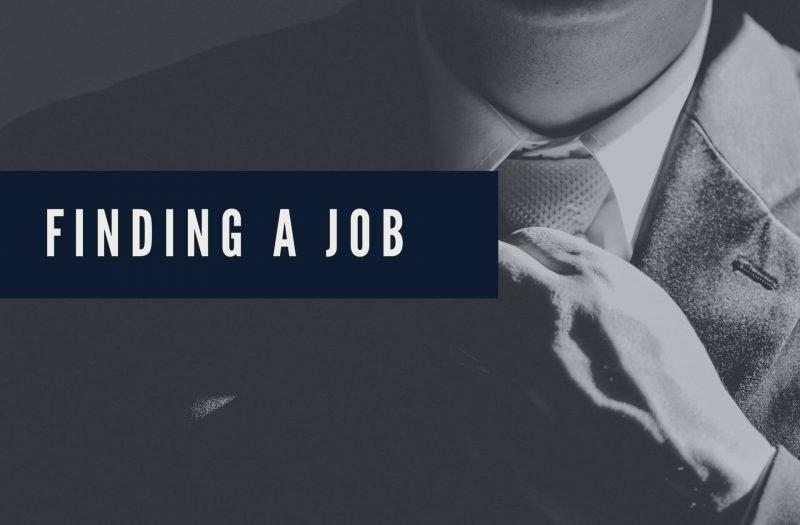 Find a new job