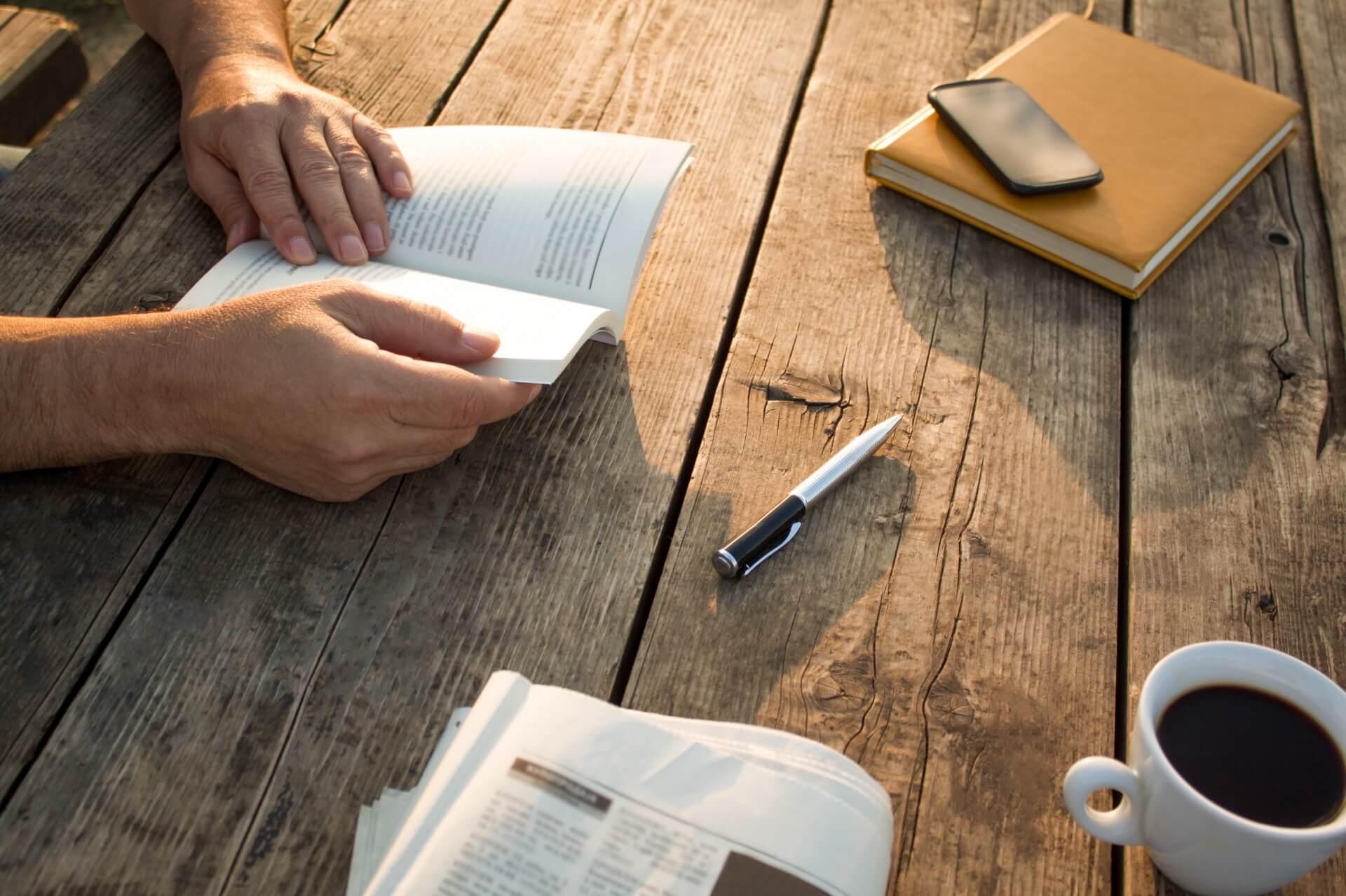 English novel Boston School reader list