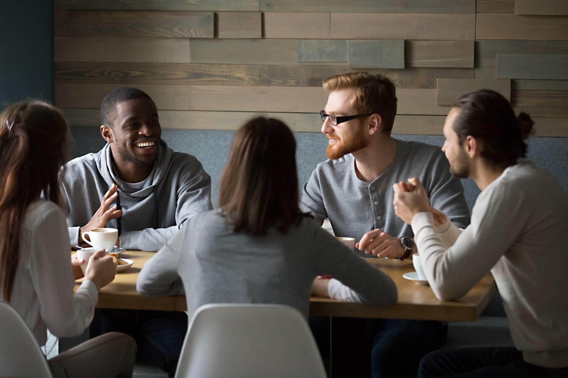 The Boston School IELTS conversation